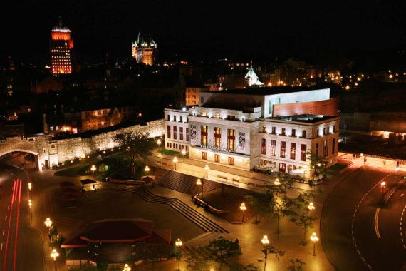 Mise à jour : Le Palais Montcalm suspend ses activités jusqu'au 13 avril inclusivement