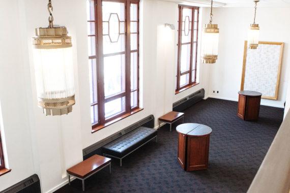 Foyer et Hall