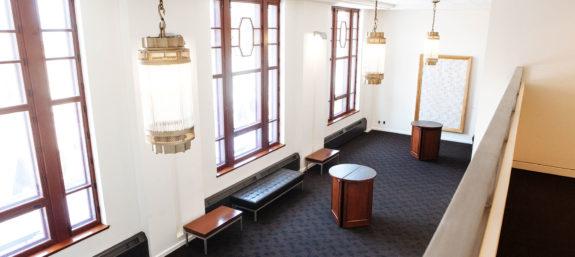 Foyer du Palais Montcalm