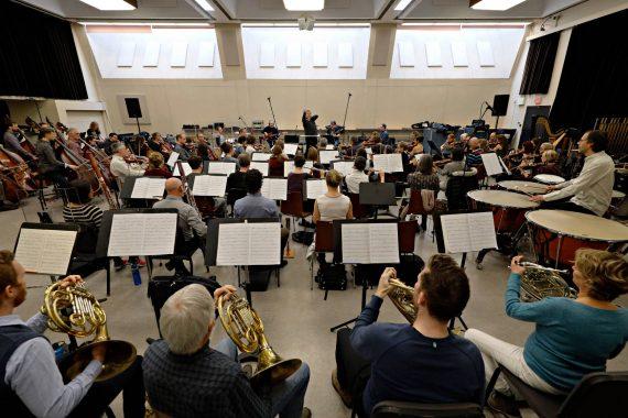 Dans les coulisses du Concerto for Group and Orchestra