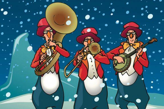 Le grand bal de Noël au Palais Montcalm