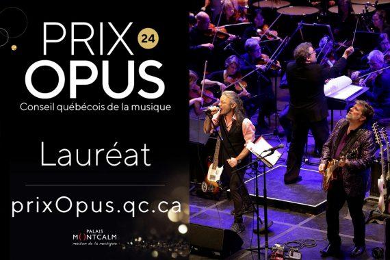 Le Palais Montcalm – Maison de la musique lauréat du prix Opus Québec